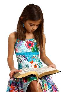 reading, girl, easy, book